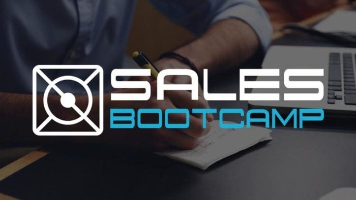Sales Bootcamp Image