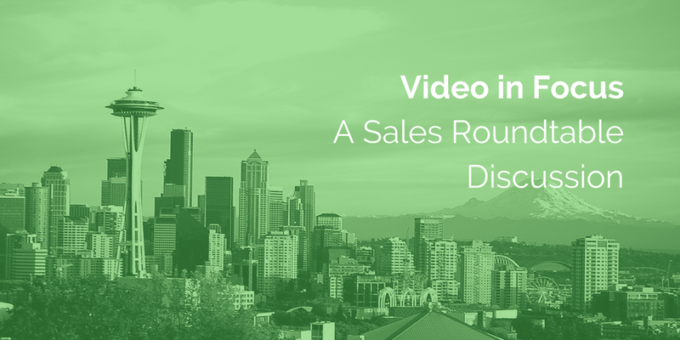 Seattle Event! Warm Up Your Cold Leads With Video & Vidyard