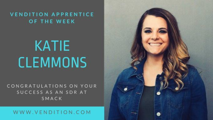 Apprentice Of The Week: Katie Clemmons