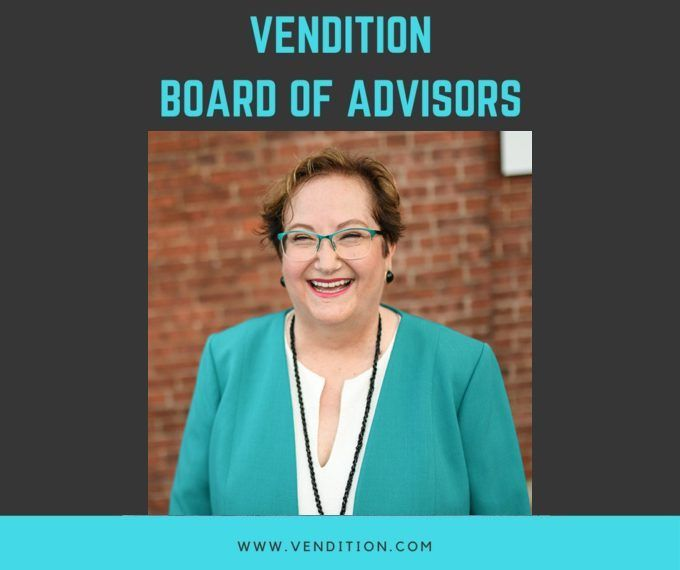 Lori Richardson Has Joined Vendition's Board Of Advisors!