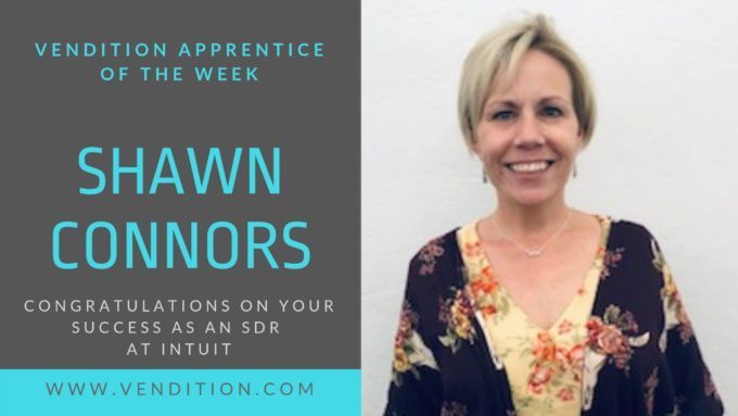 Apprentice Of The Week: Shawn Connors