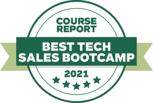 best technical sales bootcamp badge course report white 2021